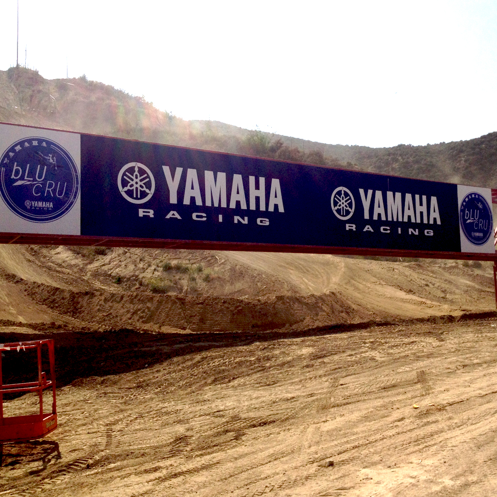 Race Event Banner